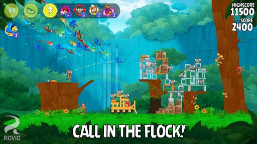 Angry Birds Rio APK screenshot 1