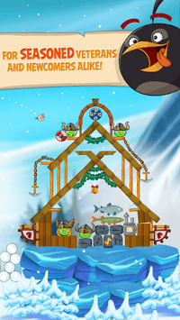 Angry Birds Seasons APK screenshot 1