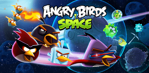 Angry Birds Space pc screenshot