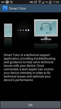 Smart Tutor for SAMSUNG Mobile APK screenshot 1