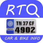 RTO Car & Bike Info icon