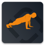 Runtastic Push-Ups Counter & Exercises icon