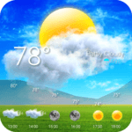 Weather for pc icon