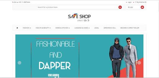 Safe Shop LogIn pc screenshot