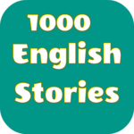 1000 English Stories icon