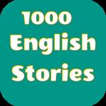 1000 English Stories icon