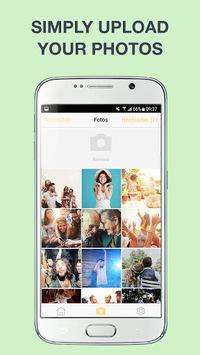 SamSaidYes - Share Photos Live APK screenshot 1