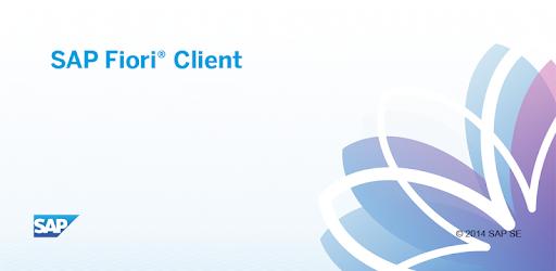 SAP Fiori Client pc screenshot