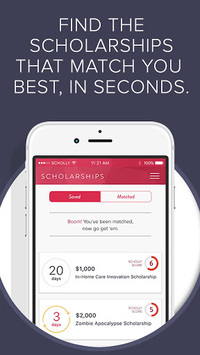 Scholly apk screenshot 2