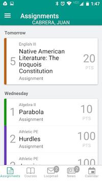 School Loop APK screenshot 1