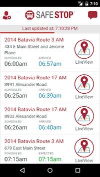 SafeStop APK screenshot 1