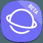 Samsung Internet Browser Beta icon