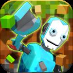 RoboCraft: Building & Survival Craft - Robot World icon
