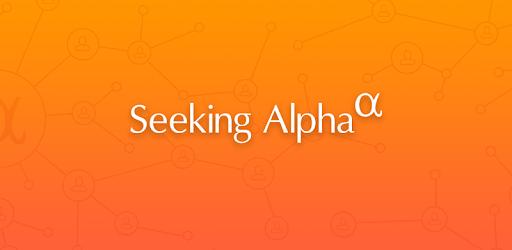 Seeking Alpha pc screenshot