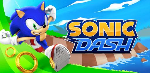 Sonic Dash pc screenshot