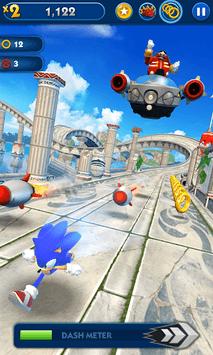 Sonic Dash APK screenshot 1