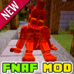 FNAF Addons for MCPE APK icon