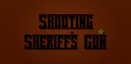 Shooting Sheriff's Gun pc screenshot
