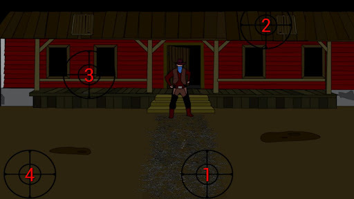 Shooting Sheriff's Gun apk screenshot 3