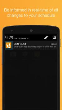 ShiftHound APK screenshot 1