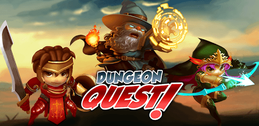 Dungeon Quest pc screenshot
