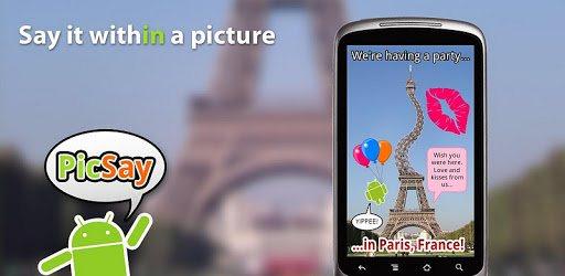 PicSay - Photo Editor pc screenshot