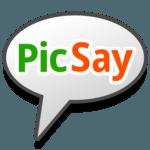 PicSay - Photo Editor for pc icon
