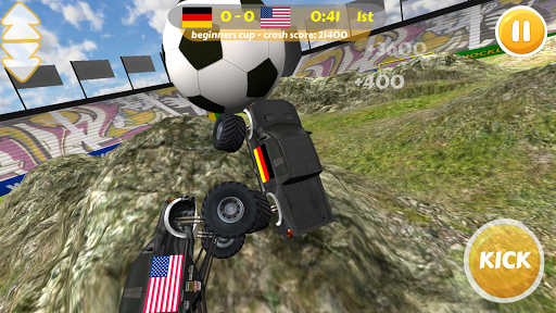 World Truck Ball - OffRoad APK screenshot 1