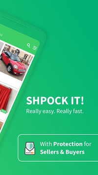Shpock - The local way to sell and buy APK screenshot 1