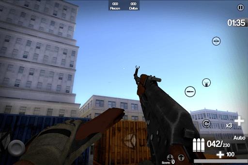 Coalition - Multiplayer FPS APK screenshot 1