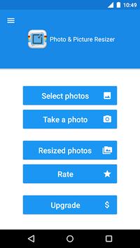 Photo & Picture Resizer APK screenshot 1