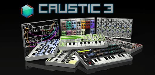 Caustic 3 pc screenshot