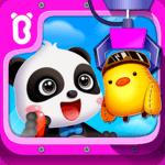 Baby Panda's Carnival - Christmas Amusement Park icon
