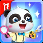 Baby Panda's Hair Salon icon