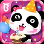 Baby Panda's Birthday Party icon