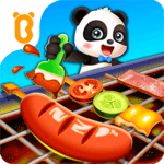 Little Panda's Food Cooking icon