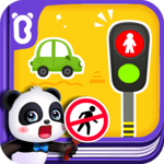 Baby Panda's Safety & Habits icon