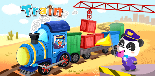 Baby Panda's Train pc screenshot