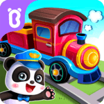 Baby Panda's Train icon