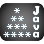 Java Pattern Programs Free icon