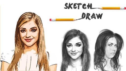 Sketch Draw APK screenshot 1