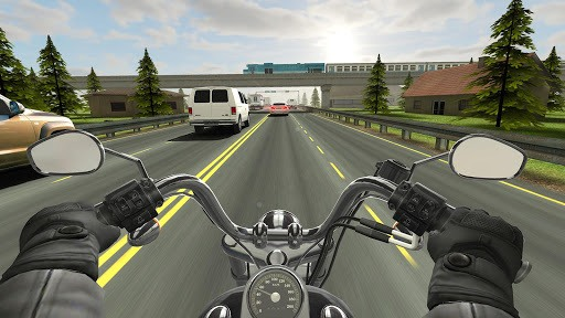 Traffic Rider APK screenshot 1