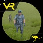 VR Mountain Sniper Shooting 3D icon