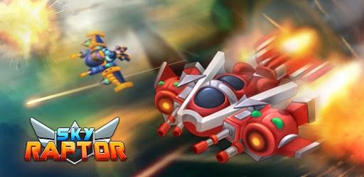 Sky Raptor: Space Shooter - Alien Galaxy Attack pc screenshot