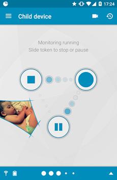 Dormi - Baby Monitor APK screenshot 1