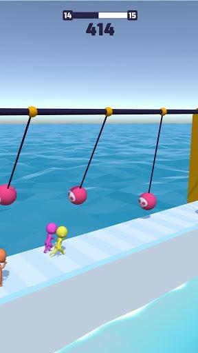 Fun Race 3D APK screenshot 1