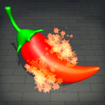 Extra Hot Chili 3D icon