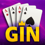 Gin Rummy Online - Free Card Game icon