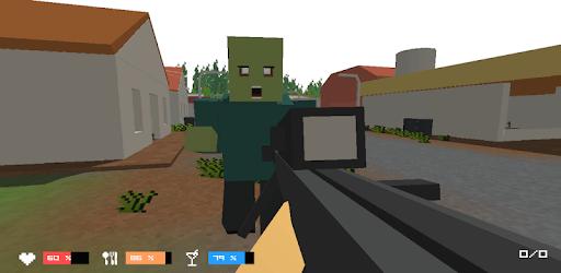 Pixel Zombies Hunter 2 pc screenshot