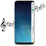 Music player S9 EDGE Note 9 icon